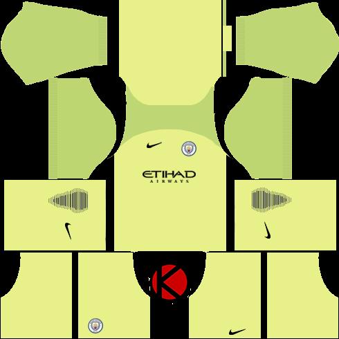 7a0ef8747c0 Manchester City Kits 2016 2017 - Dream League Soccer 2017 - Kuchalana
