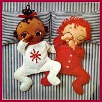 Muñecos bebé dormilones