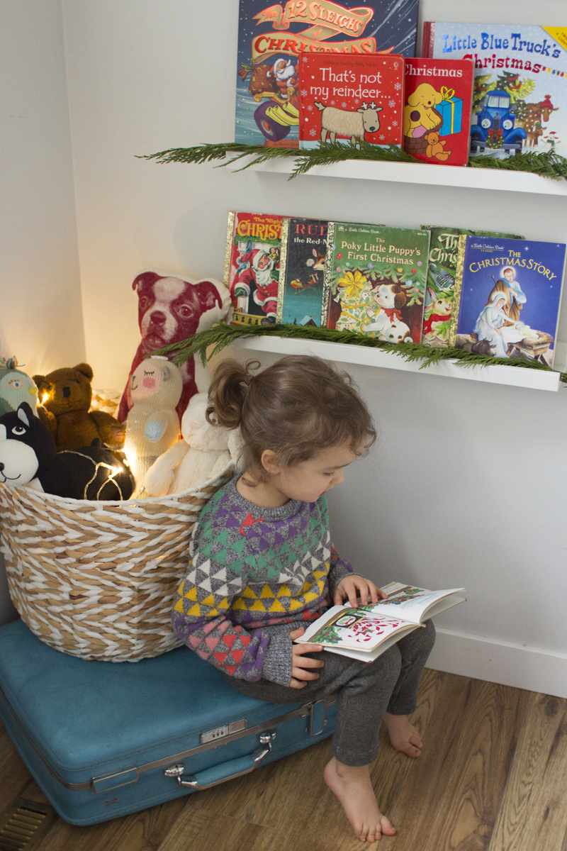 Favourite Toddler Christmas books
