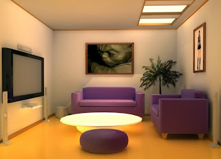 8 ideas para decorar una sala peque a colores en casa for Como decorar mi casa pequena