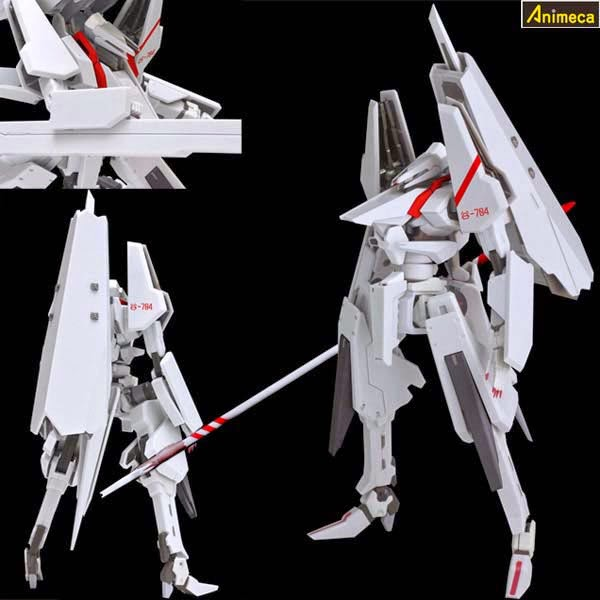 TSUGUMORI RIOBOT Anime Commemorating Color FIGURE Knights of Sidonia SENTINEL