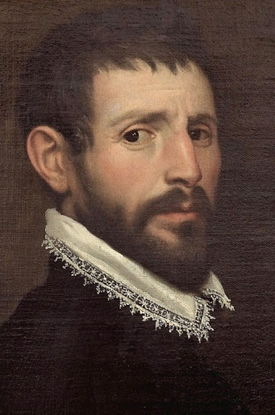 Jacopo da Empoli, Self Portrait, Portraits of Painters, Fine arts, Painter Jacopo da Empoli