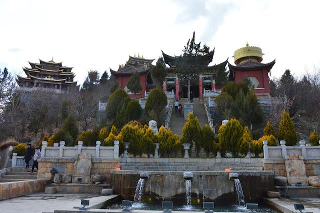 Temple à Shangri-La