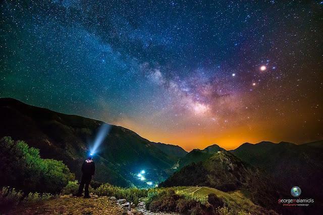 Μαγική νύχτα στο ηρωικό Σούλι