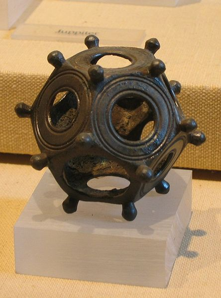 Mystery of The Roman Dodecahedron
