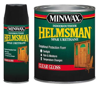 Minwax outdoor urethane
