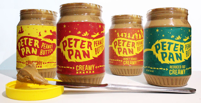 Peter Pan Peanut Butter (Student Project) on Packaging of ...