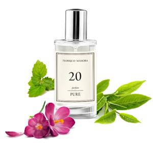 Perfumy Kwiatowo Orientalne FM 20