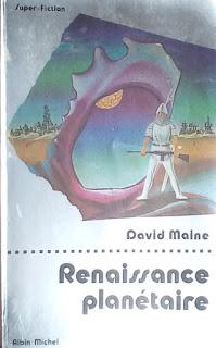 Renaissance planétaire - David Maine