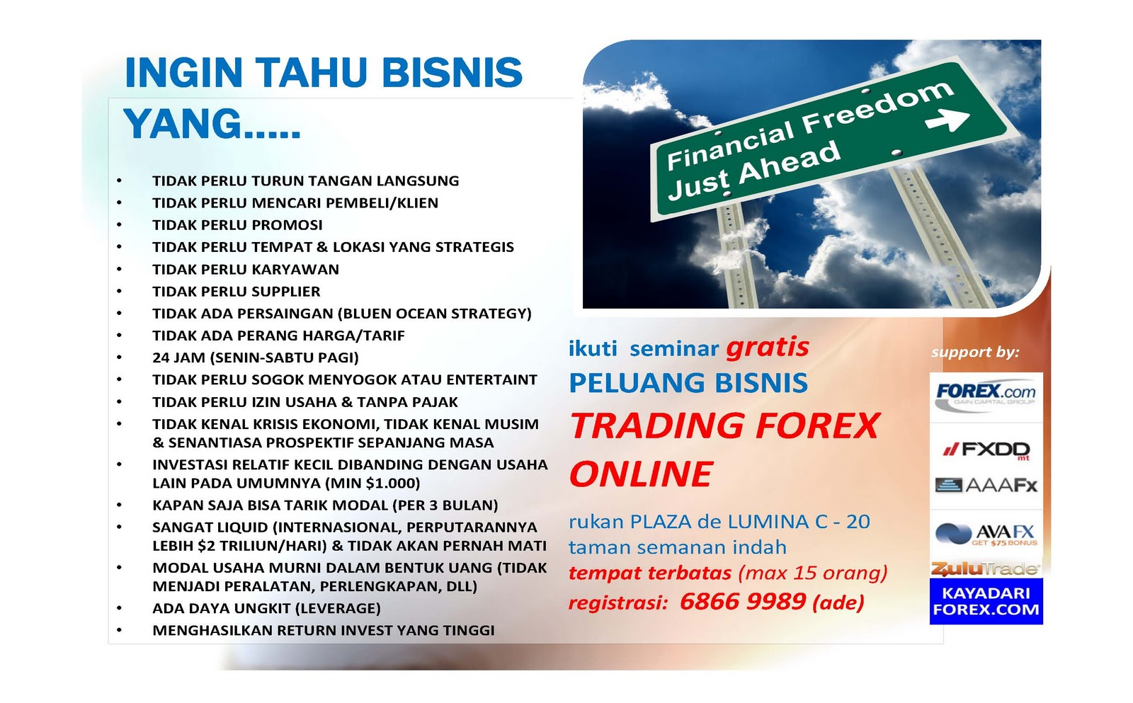 Forex early warning