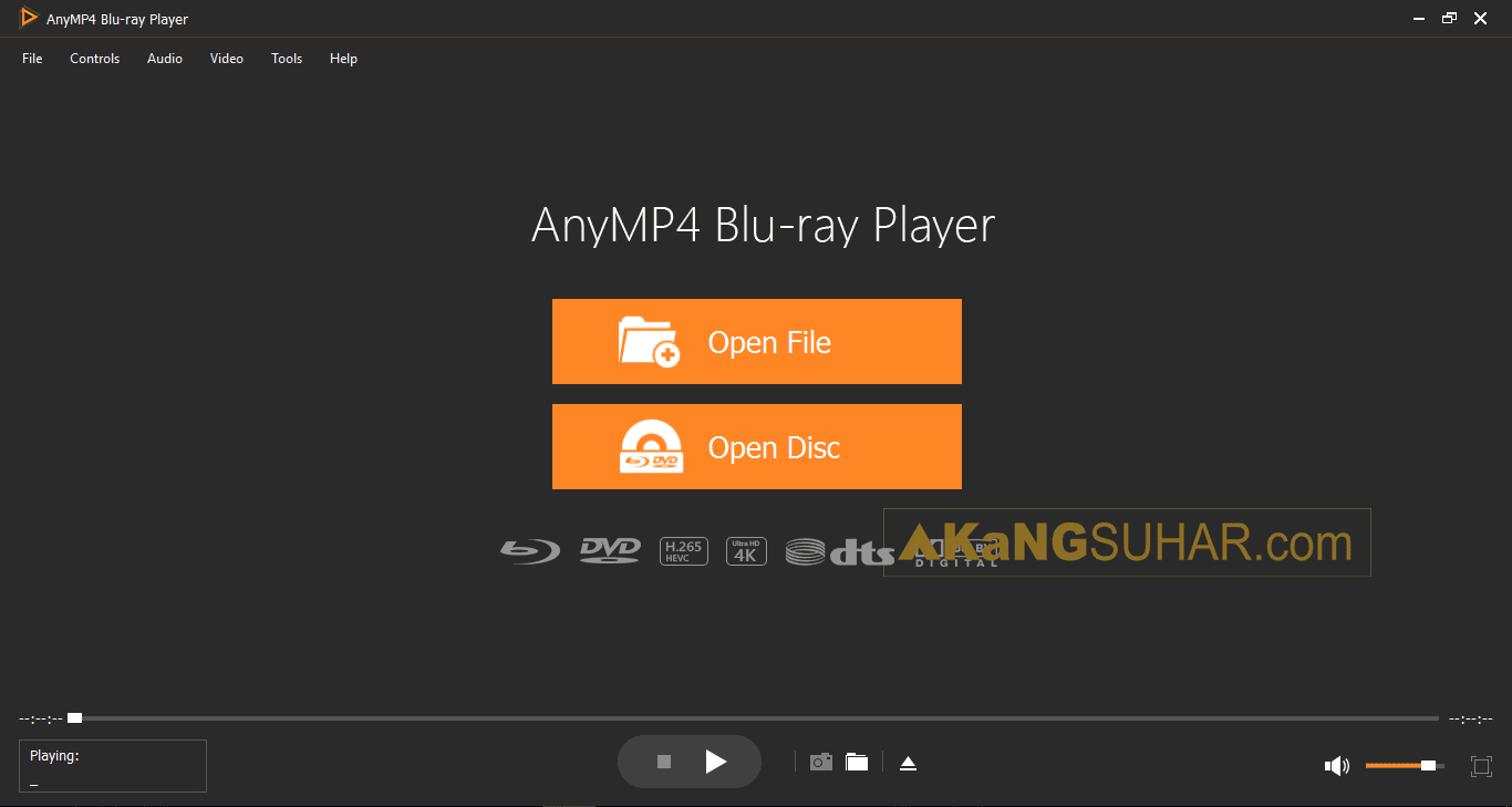 Free download the best software media player AnyMP4 Blu-ray Player final latest version full activation key terbaru gratis serial number patch keygen key www.akangsuhar.com