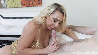FamilyStrokes – Nina Kayy Ride This Disco Stick