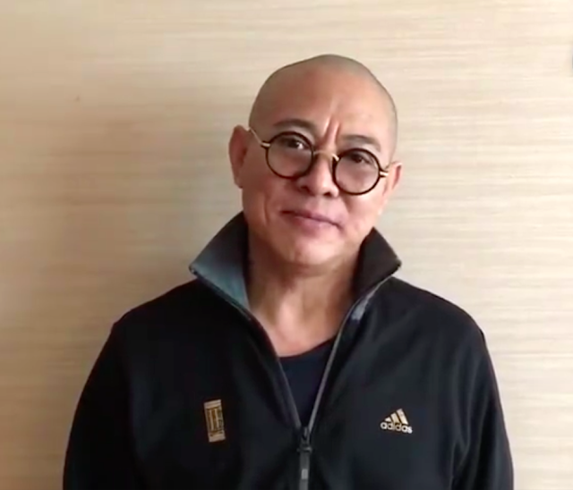 Jet Li doing fine, addresses health concerns