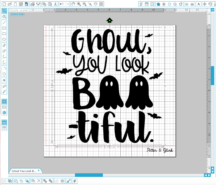 FREE Halloween Cut File