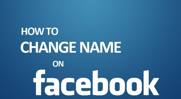 How Change Name on Facebook