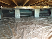 Crawl Space - Delmarva Spray Foam