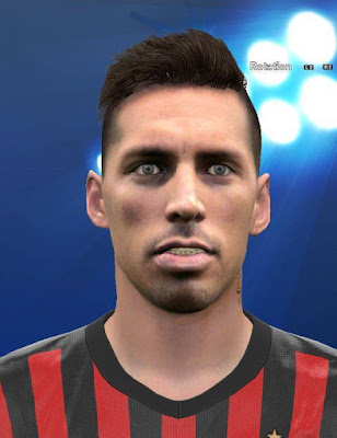 PES 2016 Jose Sosa New Face