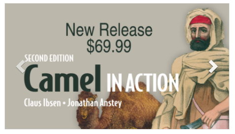Claus ibsen davsclaus riding the apache camel 2018 this is for both the e book or the combo with both p book and e book the coupon code fandeluxe Gallery