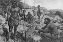 Sejarah Munculnya Manusia Purba Pertama Kali di Bumi Pada Zaman Plestosen