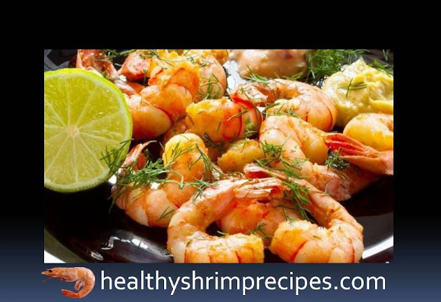 cooking shrimp with lemon juice