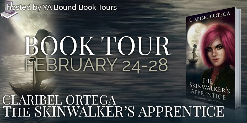 The Skinwalker's Apprentice Tour