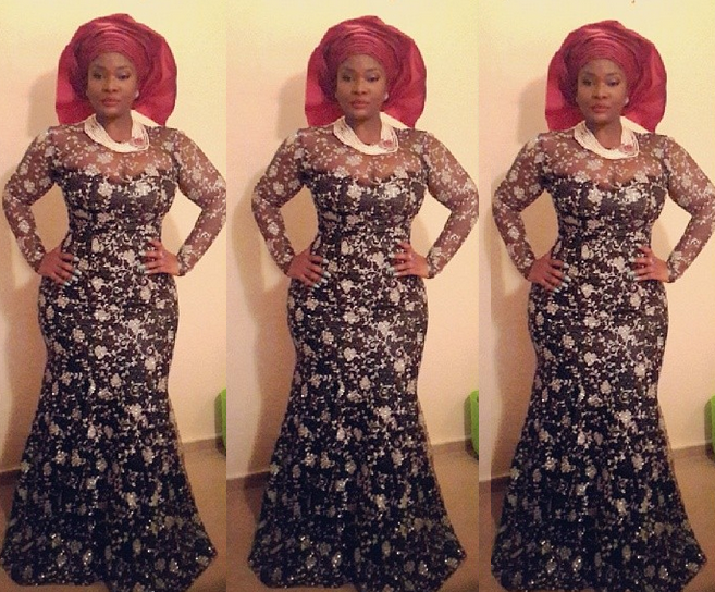 Image result for toolz aso ebi