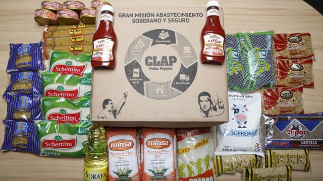 ¿Cuánto cuestan en realidad los productos de la caja CLAP?