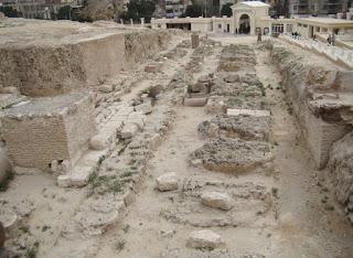 Οι υπόγειες σήραγγες της Αλεξάνδρειας