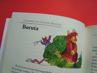 baśnie i legendy polskie, książka