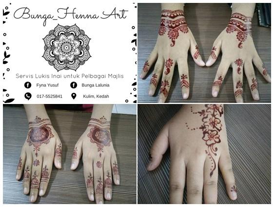 Henna Murah Kulim