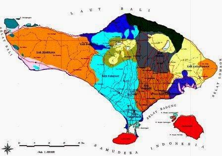 Jenis-Jenis Peta dan Bentuk Peta
