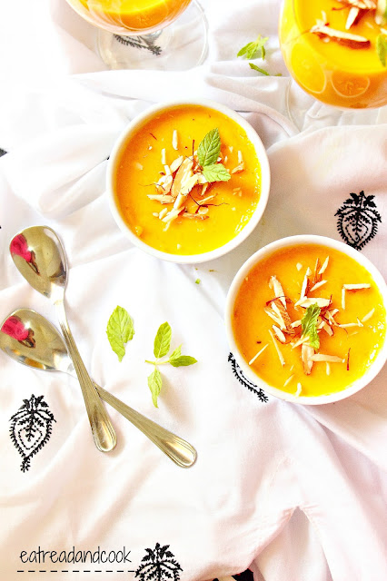 how to make aam doi