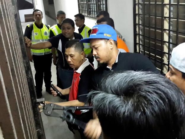 DBKL rampas 225 unit PPR,Perumahan Awam