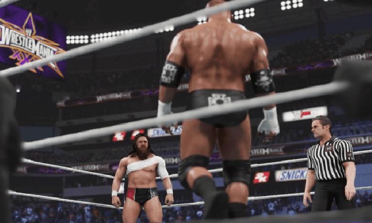 تحميل لعبة WWE 2K19