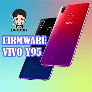 Firmware Vivo Y95 PD1818F Update
