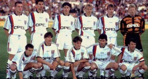 Resultado de imagem para Copa da UEFA 1995/96