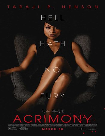 Acrimony (2018) English 480p HDRip