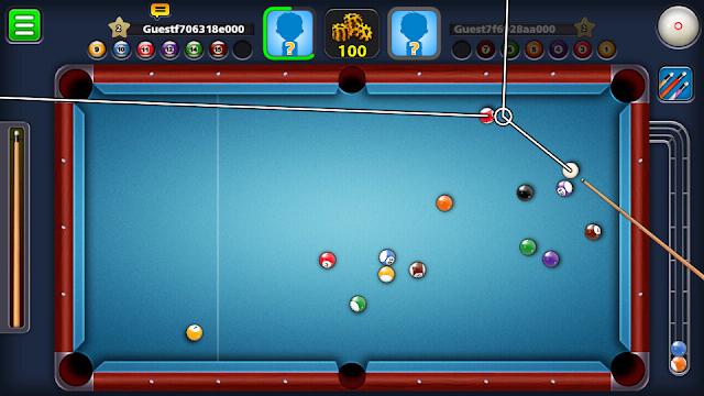 لعبة 8Ball Pool اخر اصدار مهكرة
