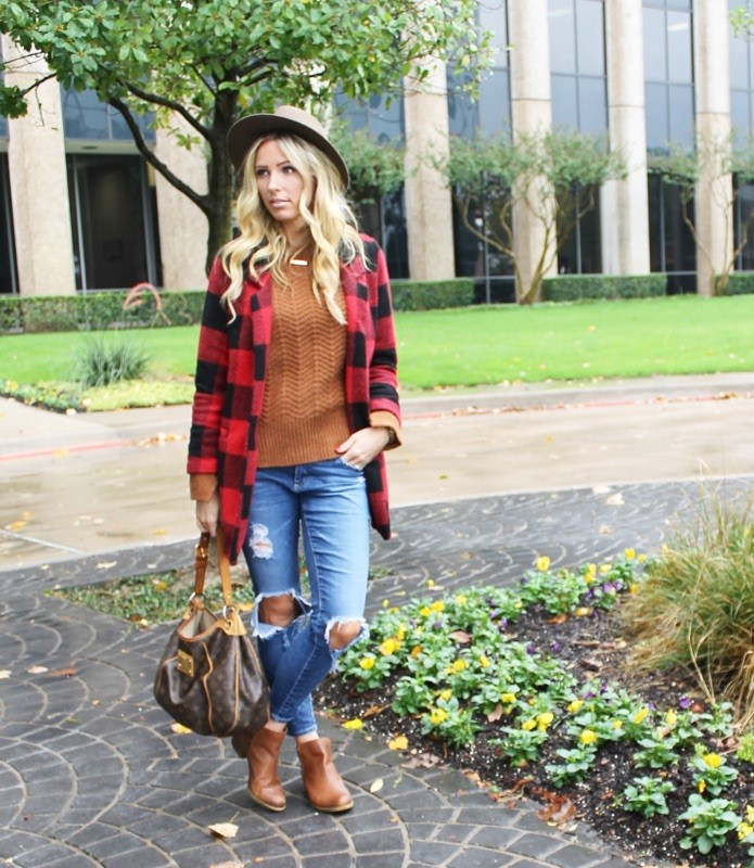 FALLing in love with PLAID.