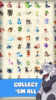 Mino Monsters 2: Evolution Apk v4.0.104 Mod