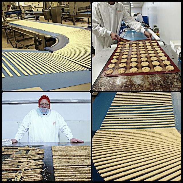 fudges biscuit factory in Dorset