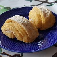 """Glutenfria små """"smörfrallor"""" (allergivänliga)"""