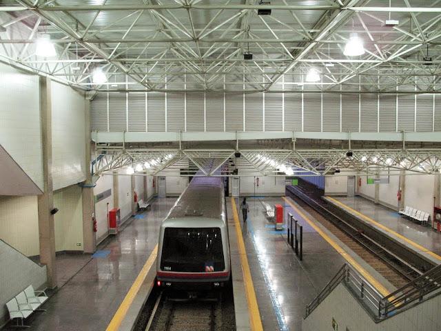 Estações do Metrô vão abrigar unidades de atendimento ao cidadão