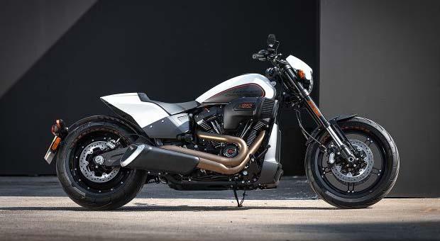 Harley-Davidson FXDR 114, Pertama Mengaspal di Bandung