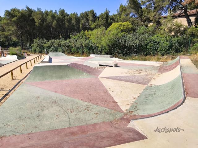 skatepark septeme les vallons