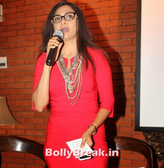 Maria Goretti, Kavita Kaushik, Sakshi Tanwar at Tisca Chopra's book, Acting Smart Success Bash