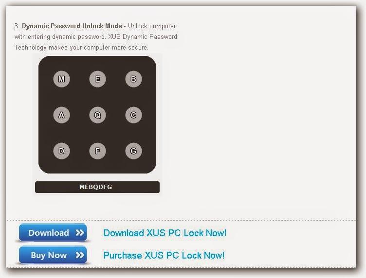 xus pc lock 4.2.0