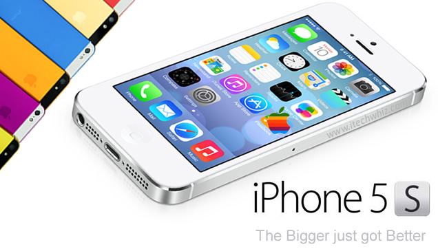 Review iPhone 5S Specifications and Features