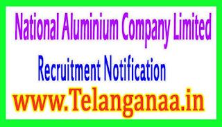 National Aluminium Company LimitedNALCO Recruitment Notification 2017