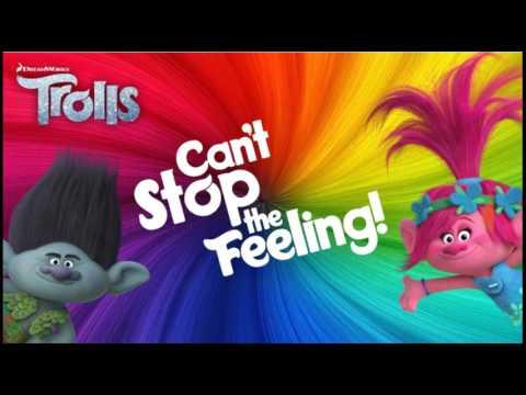 lyrics junction trolls can t stop the feeling justin